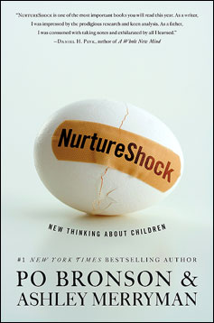 Nurture Shock is proof parents need to learn how to parent